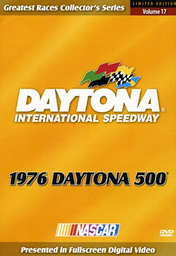Nascar: 1976 Daytona 500 by TEAM MARKETING/WAX WORKS