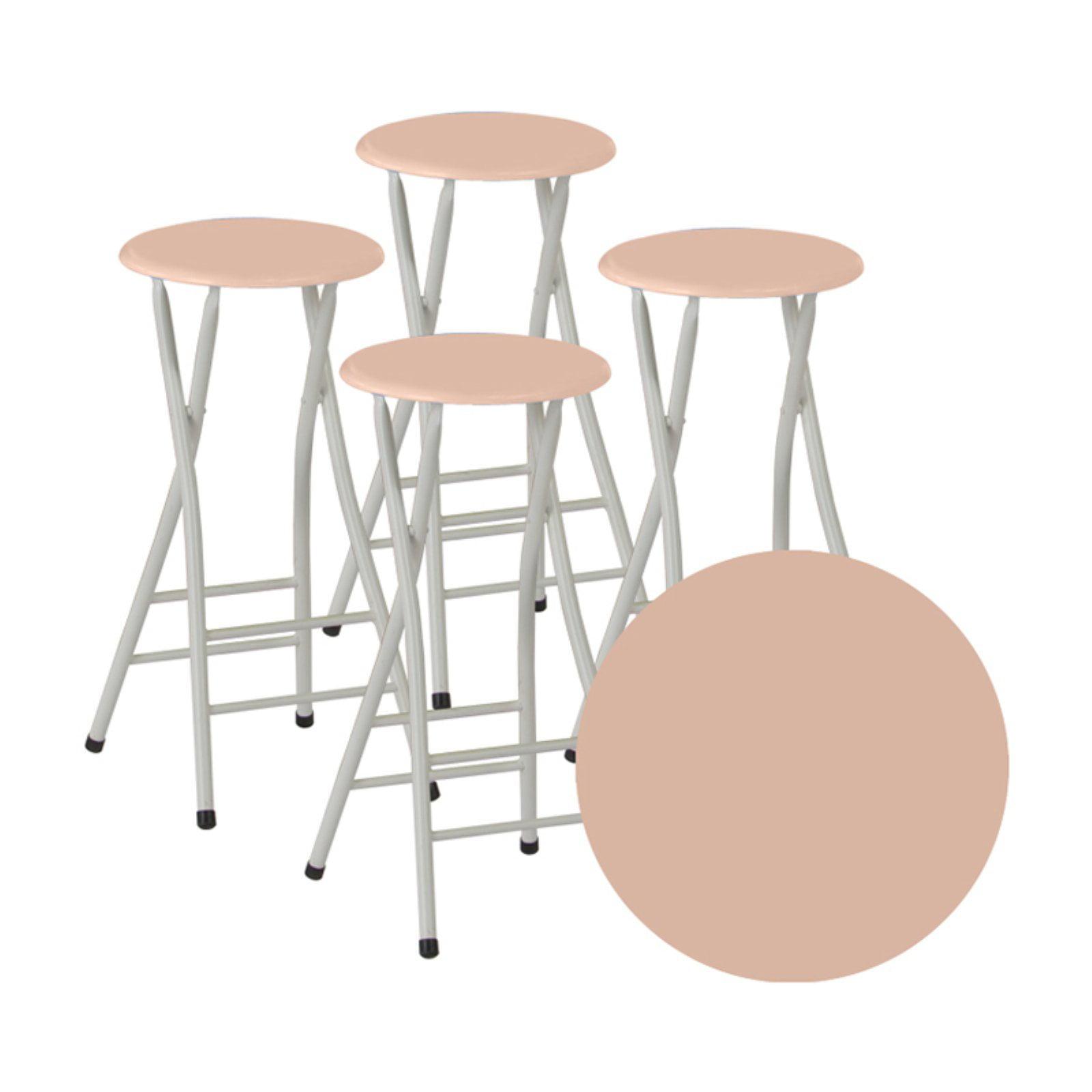 Best of Times Indoor/Outdoor Barstools - Set of 4