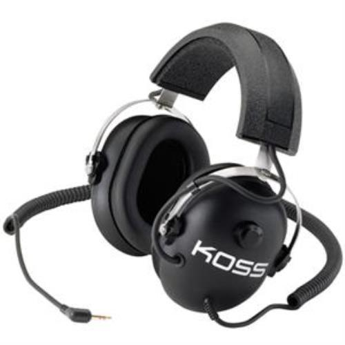 Koss Passive Noise Reduction Headphone With Noise-Isolating Tips by Koss