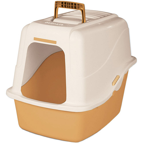 Petmate Hooded Pan Set, Multiple Sizes Available