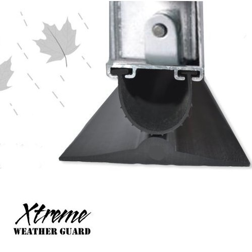 Xtreme Weather Guard Garage Door Threshold 10' Kit