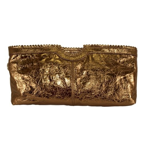 Latico Leathers Art Carlie Sheen Clutch