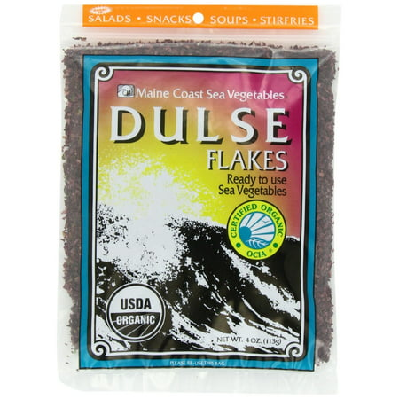 Maine Coast Sea Vegetables Dulse Flakes, 4 Oz