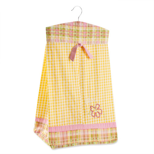 Sumersault - Aloha Patchwork Girl Diaper Stacker