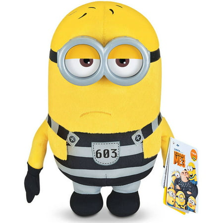 Despicable Me 3 Deluxe Talking Huggable Jail Time 9.5