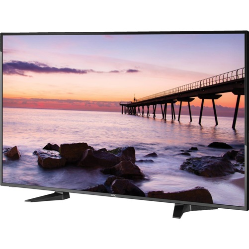 """NEC Display 50"""" LED Backlit Display with Integrated Tuner"""