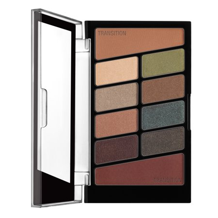 wet n wild Color Icon Eyeshadow 10 Pan Palette, Comfort - Wet N Wild Halloween