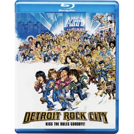 Detroit Rock City (Blu-ray)](Rock City Halloween)