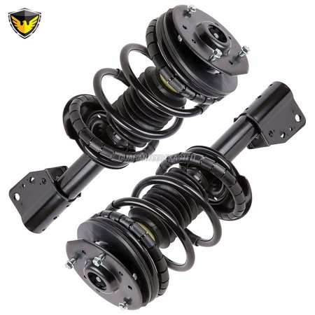 Assembly Cutlass (Pair Front Strut Spring Assembly For Chevy Malibu Olds Cutlass)