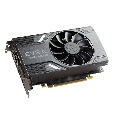 EVGA GeForce GTX 1060 GAMING, ACX 2.0 (Single Fan), 6GB GDDR5, DX12 OSD Support (PXOC)
