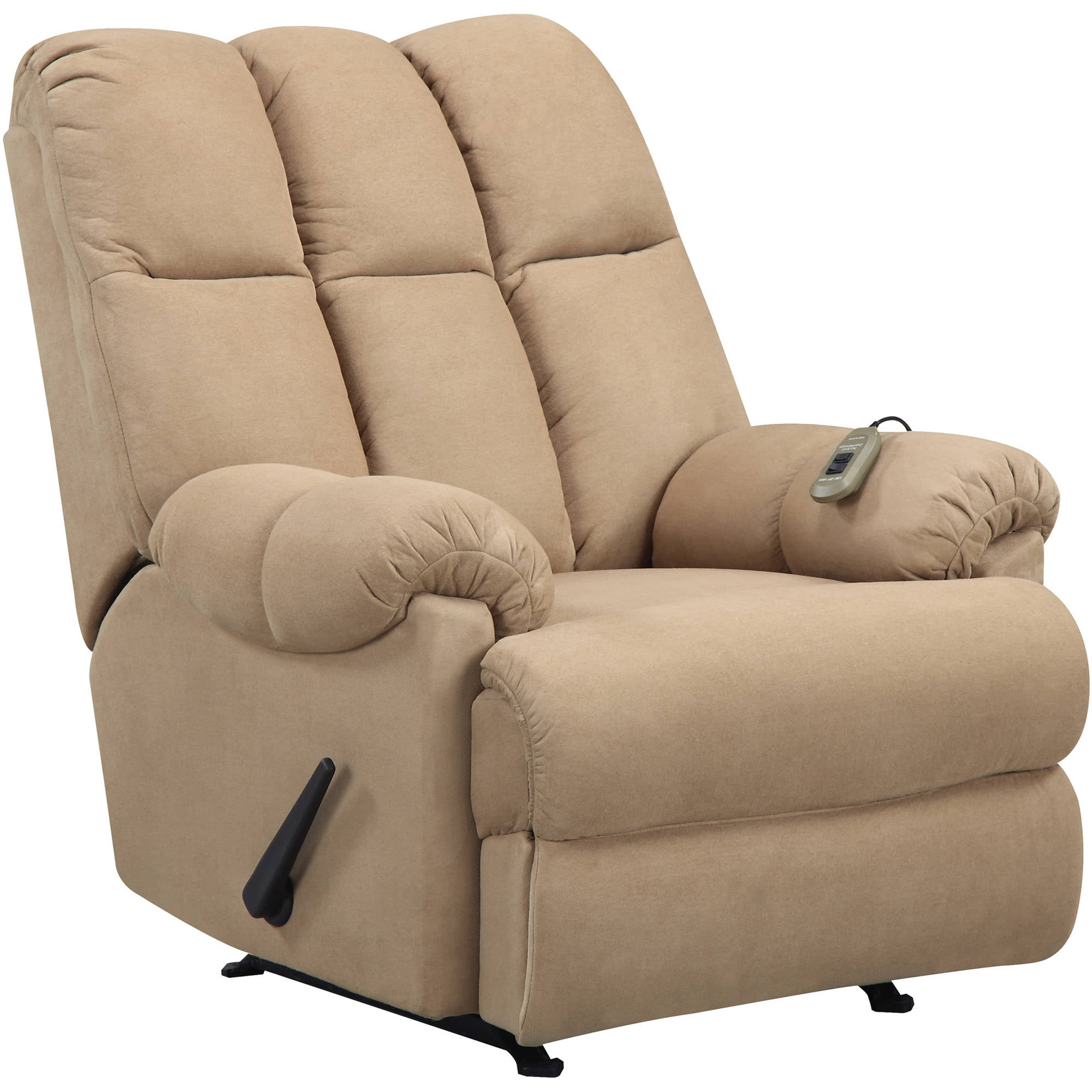 Ordinaire Dorel Living Padded Massage Rocker Recliner, Multiple Colors   Walmart.com