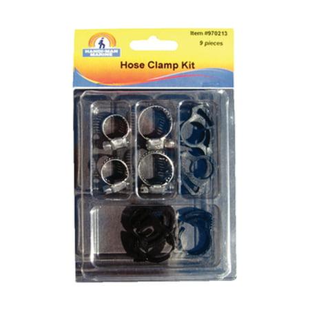 Handi Hose (Handi Man Marine Co 970213 Hose Clamp Kit )