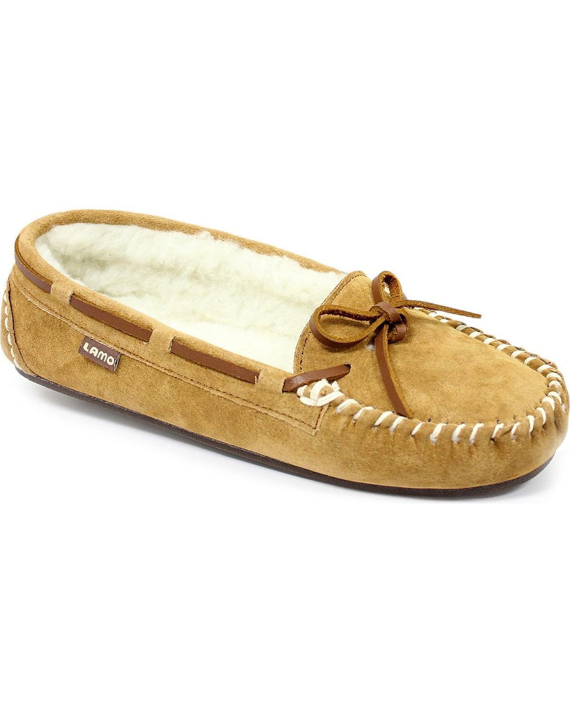 Lamo Footwear Women's Britain Moccasins Ew1360-92 by Lamo Footwear