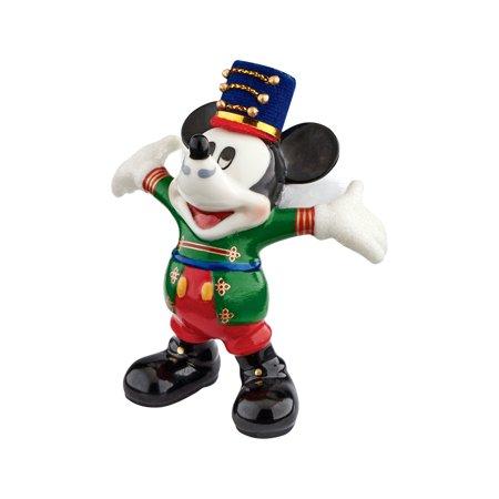 Dept 56 Disney Mickey By Design Nutcracker Mickey 4051784 New 2016