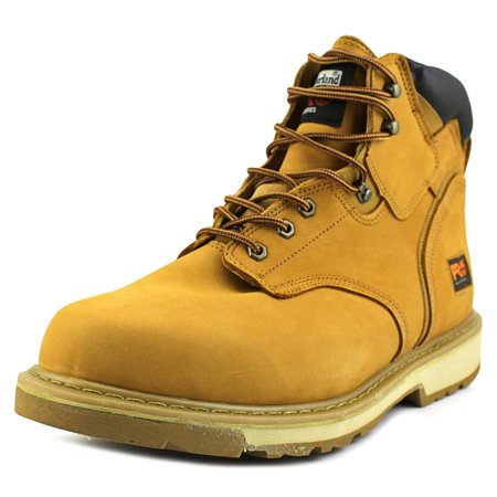Timberland Pro Pit Boss 6 W Steel Toe Leather Work Boot Walmartcom