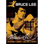 Bruce Lee Playing Cards,  Action Movies by NMR Calendars