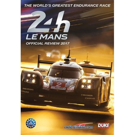 Le Mans 2017 Review (Blu-ray)