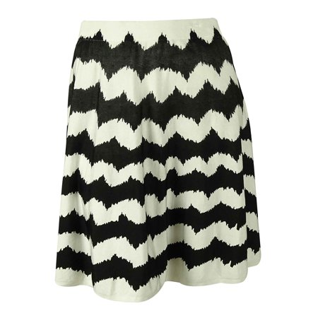 INC International Concepts Women's A-Line Sweater Skirt