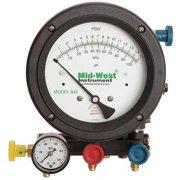 MIDWEST INSTRUMENT 845-5 Backflow Preventer Test Kit,5 Valves