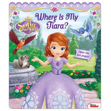 Disney Sofia The First  Where Is My Tiara