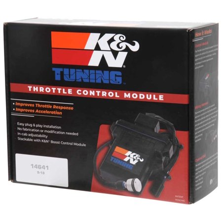K&N 20-2599 THROTTLE CONTROL MODULE