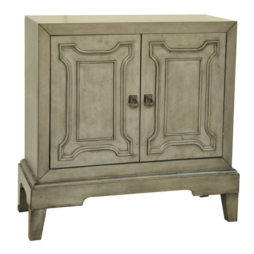 Crestview Collection Lancaster 2 Door Accent Cabinet