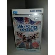 We Sing Pop Game + 2 Mic Wii U Bundle Edition W/2 TWO Microphones