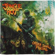 Jungle Rot - Poster Flag