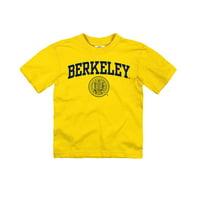 UC Berkeley Cal Arch and Seal Toddler T-Shirt-Sunflower