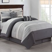 Luxury Home Daytona 10 Piece Bed-In-A-Bag Set