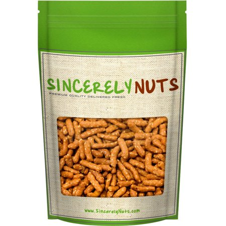 Sincerely Nuts Honey Roasted Sesame Sticks, 2 LB Bag