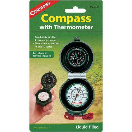 Coghlan's Compass Thermometer by Generic