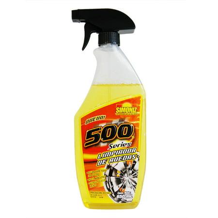 Simoniz Series 500 Wheel Cleaner (22 oz)