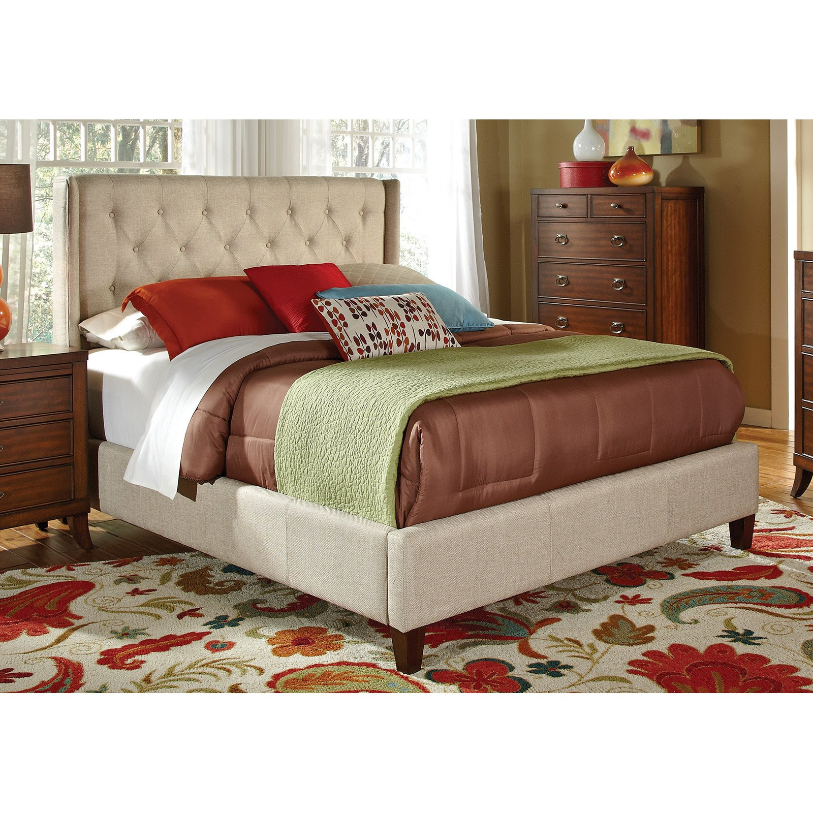 Coaster Furniture Owen Upholstered Bed