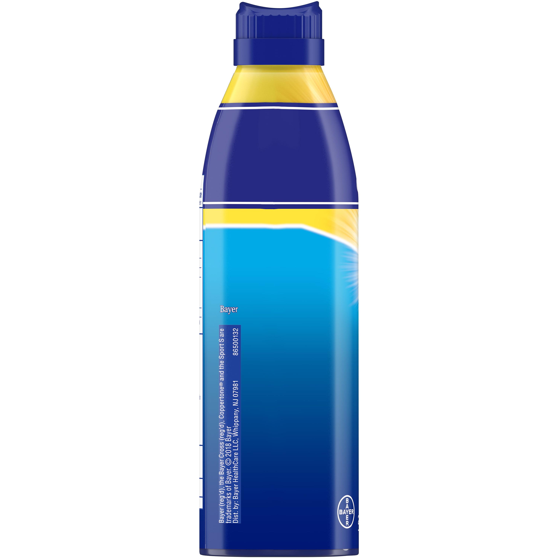 Coppertone Sport Sunscreen Spray SPF 50, Twin Pack (5 5 oz