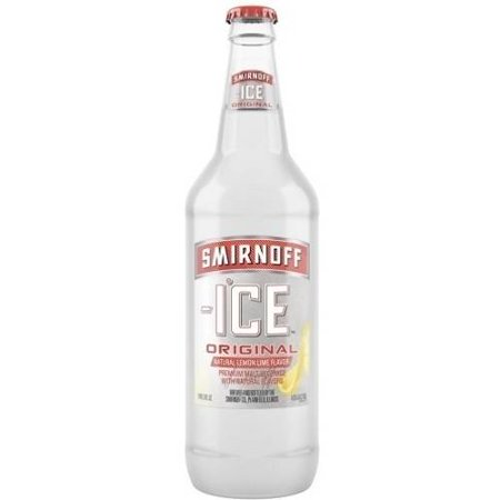 Smirnoff ice 1 24 b for Ice tropez alcohol percentage