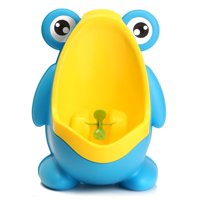 Children Frog Potty Toilet Training Urinal For Kids Boys Pee Trainer with Funny Aiming Target