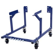 Goplus 1000lb Auto Engine Cradle Stand Ford Dolly Mover Repair Rebuild w/Wheels