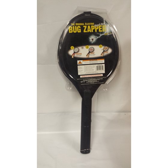 Zap Master Handheld Electric Bug Zapper - Walmart com