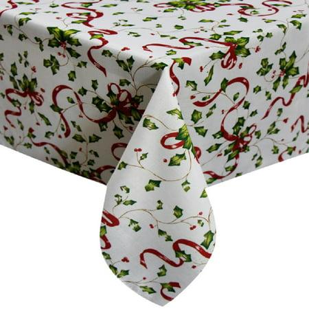 Ribbon Tablecloth (Tektrum 60 X 120 inch 60