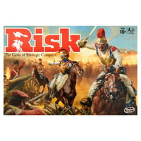 Risk The Game of Stategic Conquest