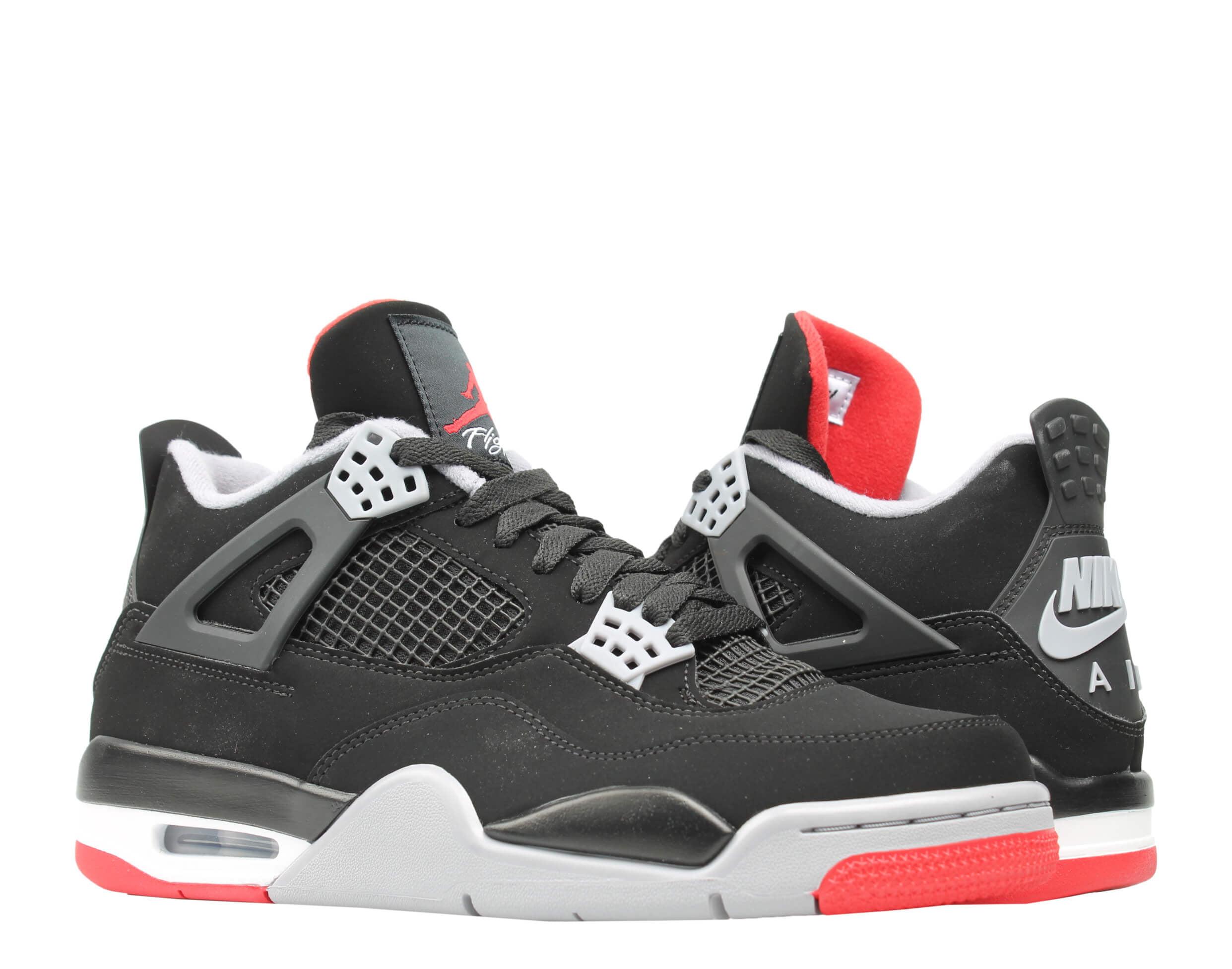 Jordan - Nike Air Jordan 4 Retro Bred