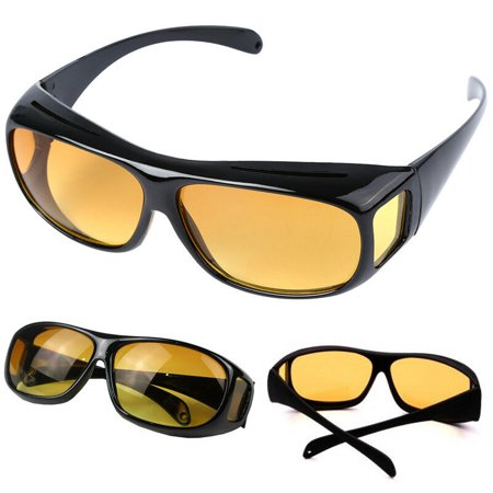 Night Vision Polarized Glasses Driving Sunglasses UV400 Eyewear (Best Polarized Sunglasses 2019)