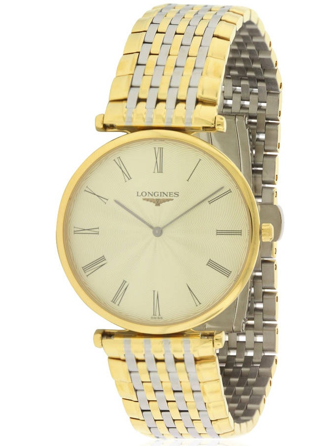 Longines La Grande Classique Two-Tone Men's Watch, L47092417