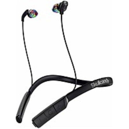 Skullcandy S2CDW-J523 Method Bluetooth Sport Earbuds with Microphone (Black/Gray)