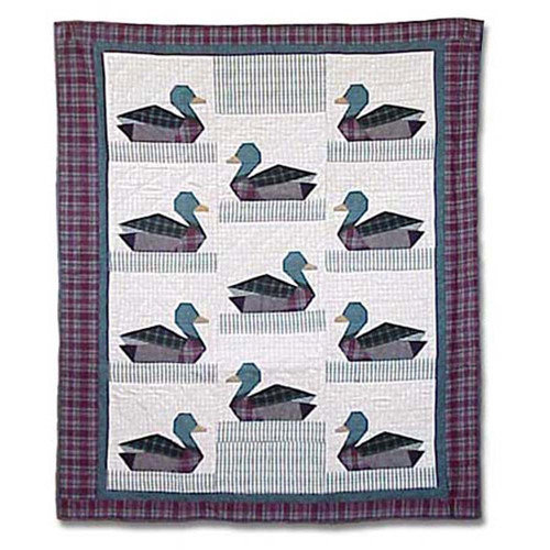 Patch Magic Ducks Quilt