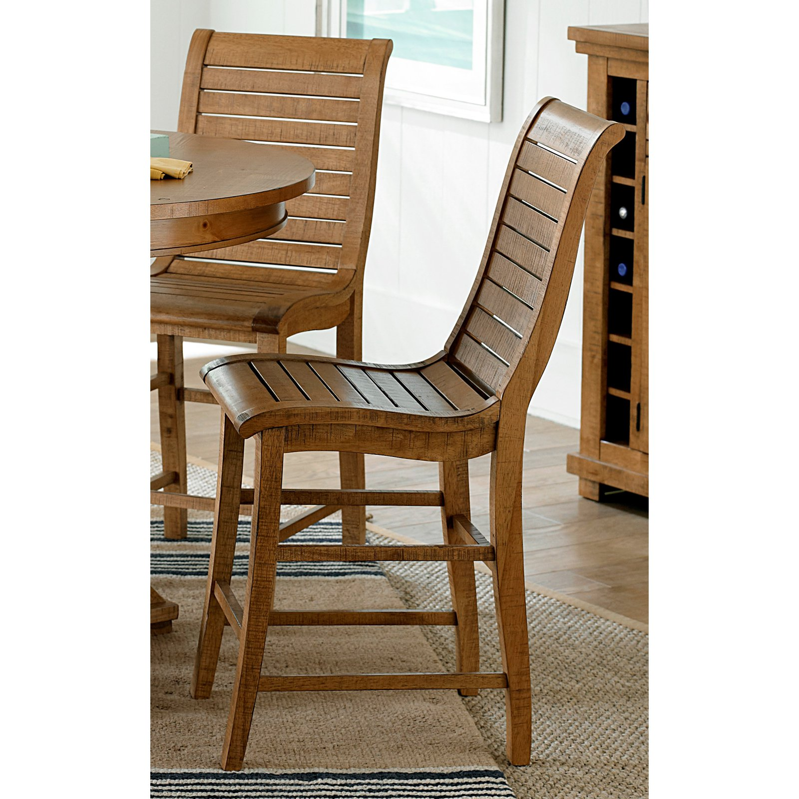 Progressive Furniture Willow Counter Height Chair Set of