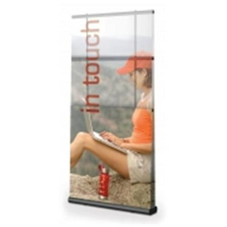 Testrite Visual Products RY8 Porte-banni-res r-tractables Mercury - image 1 de 1