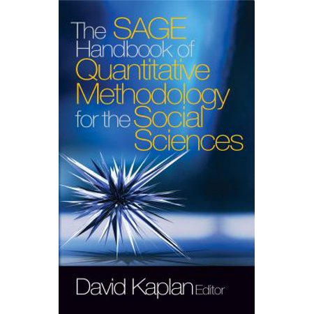 The SAGE Handbook of Quantitative Methodology for the Social Sciences -