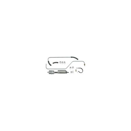 MACs Auto Parts Premier  Products 28-24807 Model A Ford Electric Fuel Pump Kit - For Weber Carburetors(A9425/9510W) - 6 Volt Negative